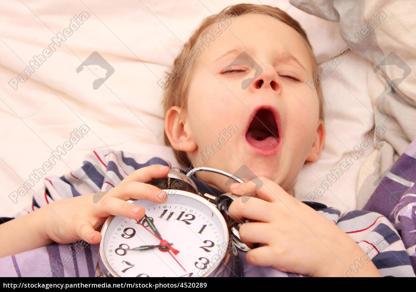 tempo, de, cama - 4520289