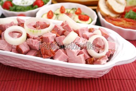 alimento carne de porco porco carne
