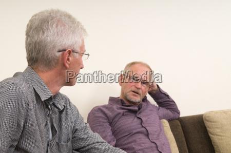 discutindo seniores