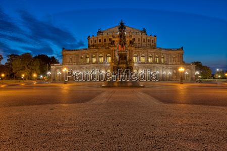 semperoper, dresden - 5045217