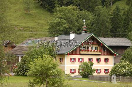 feriados da exploracao agricola em austria