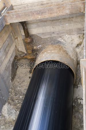 tubo em tubo