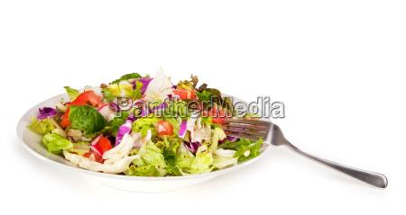 alimento chapa vegetal refeicao alface legumes