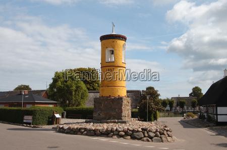 torre de bell em samsoe