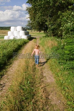 liberdade de campo da crianca
