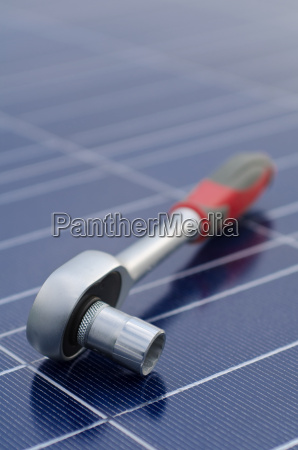 ferramenta montagem celula solar squeaky energia