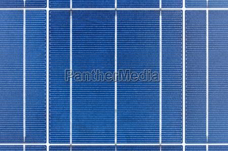 textura de celulas solares policristalinas