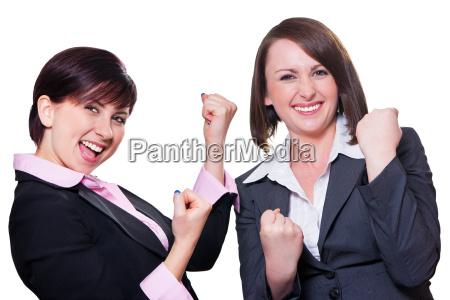 mulheres de negocios bem sucedidas
