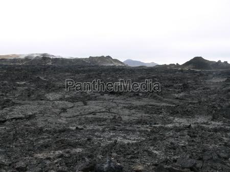 lava campo