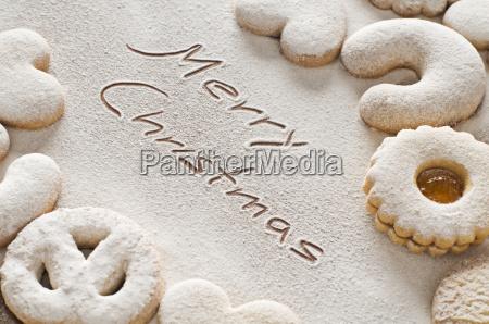 doces biscoito em po yule mare