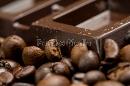 chocolate e cafe