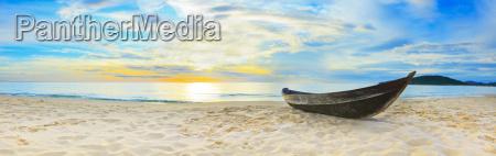 panorama da praia