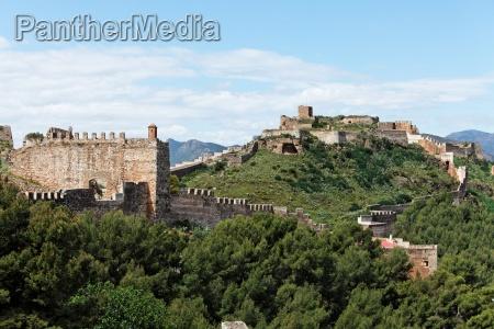 permanente espanha fortaleza fortificacao forte espanhol