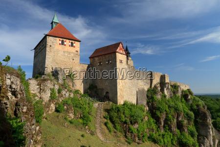 castelo de hohenstein