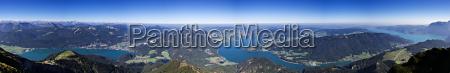 alpes austria olhar vista