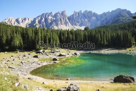 azul montanhas madeira dolomitos alpes tirol