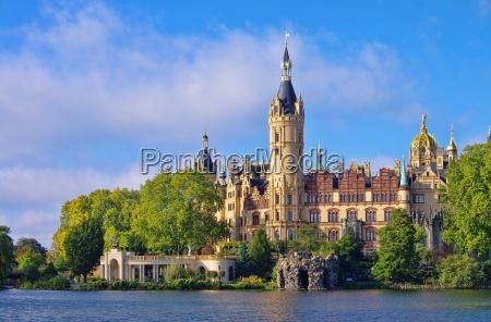 palacio 01 de schwerin castle schwerin