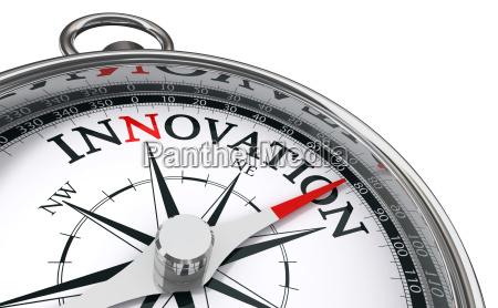 conceito de inovacao bussola