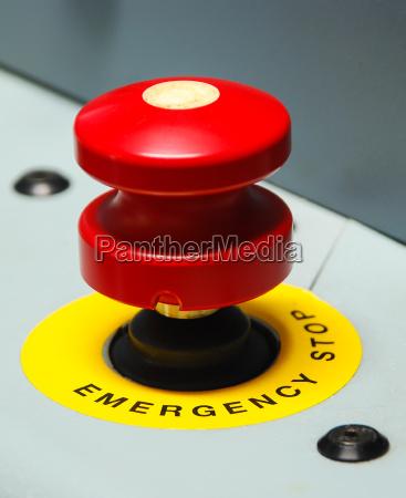 botao urgencia emergency red buttons notfallschild