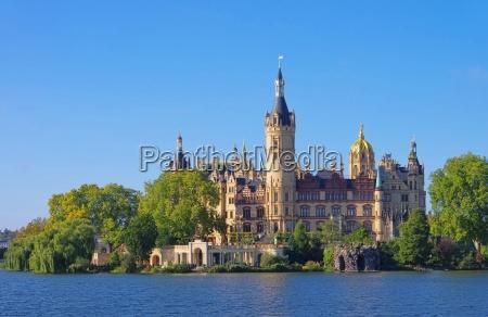 castelo schwerin schwerin palacio 05