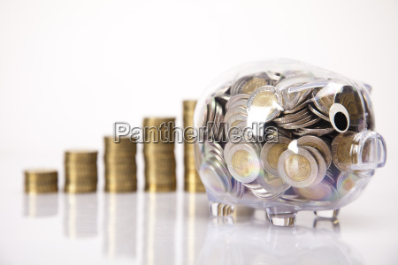 banco do porco e moeda do