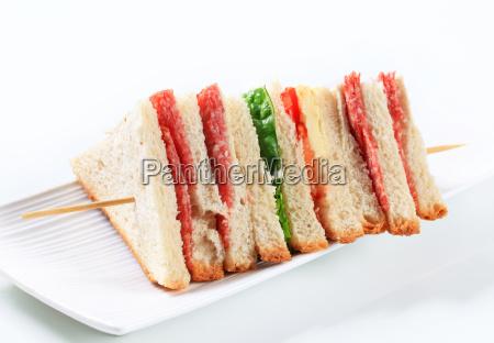 alimento pao chapa triangulo sanduiche refeicao