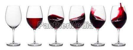 vidro copo de vidro vinho esguicho