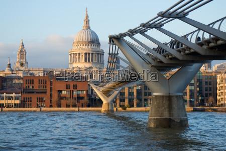 catedral ponte londres muenster ponto de