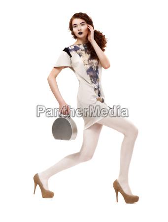 profil urban glamour fashion model w