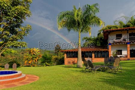 palma arco iris america latina america