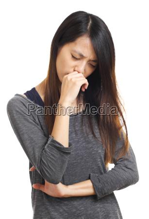 sickness girl