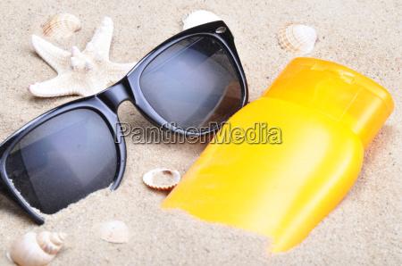 protecao do sol e oculos de