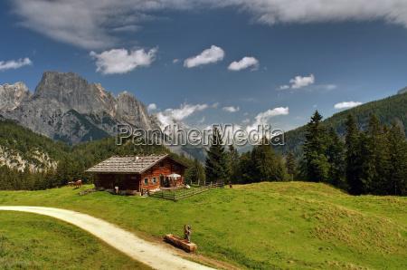 montanhas bavaria