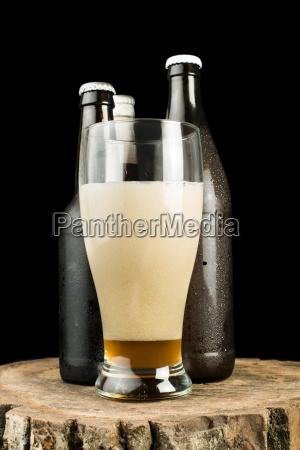 bottles, of, beer, and, beer, mug - 9530234