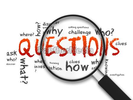 lupa perguntas