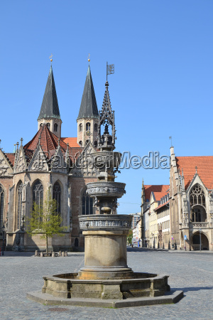 altstadt marktbrunnen