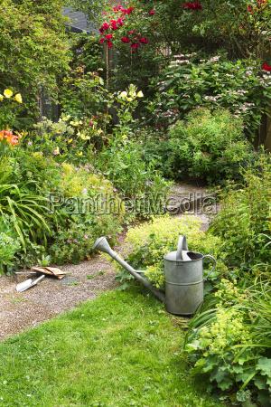 ferramentas relaxamento jardim pedra flor planta