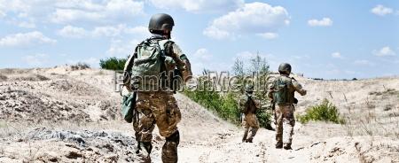 deserto exercito soldado patrulha marinha tropas