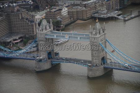 the tower bridge london