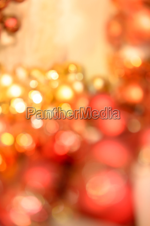 christmas bulbs glittering background red and