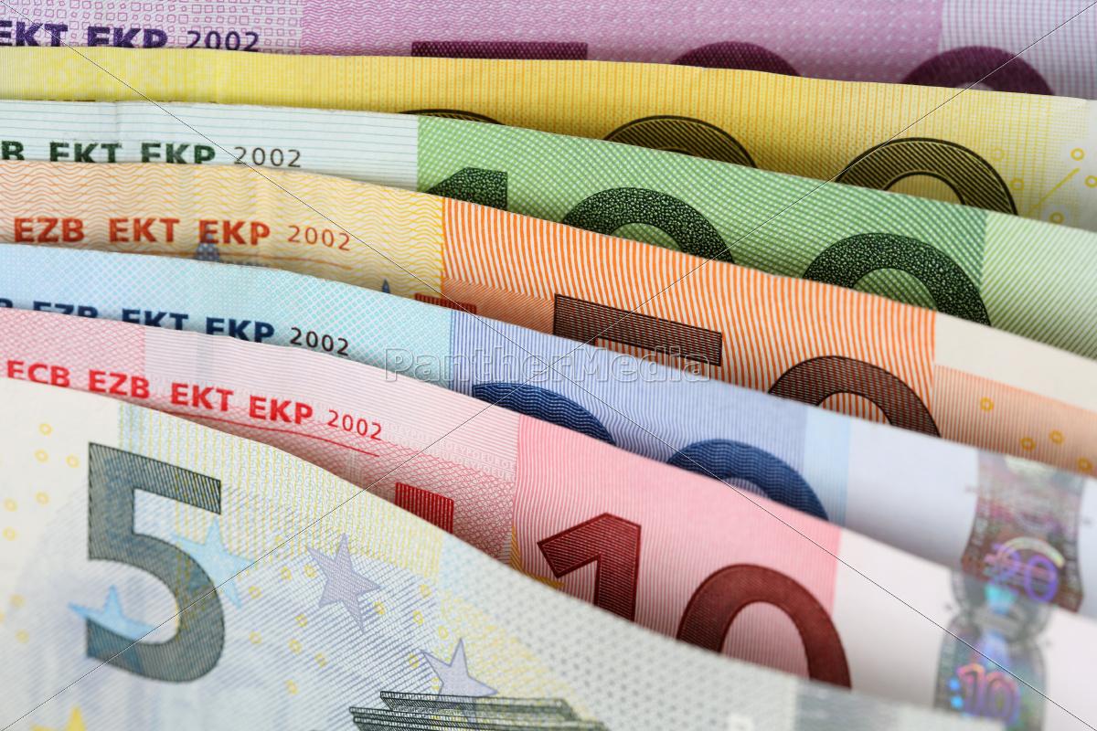todas, as, notas, de, euro, em - 10297021