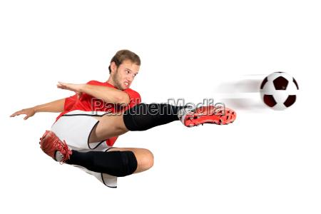 jogador, do, football - 10309589