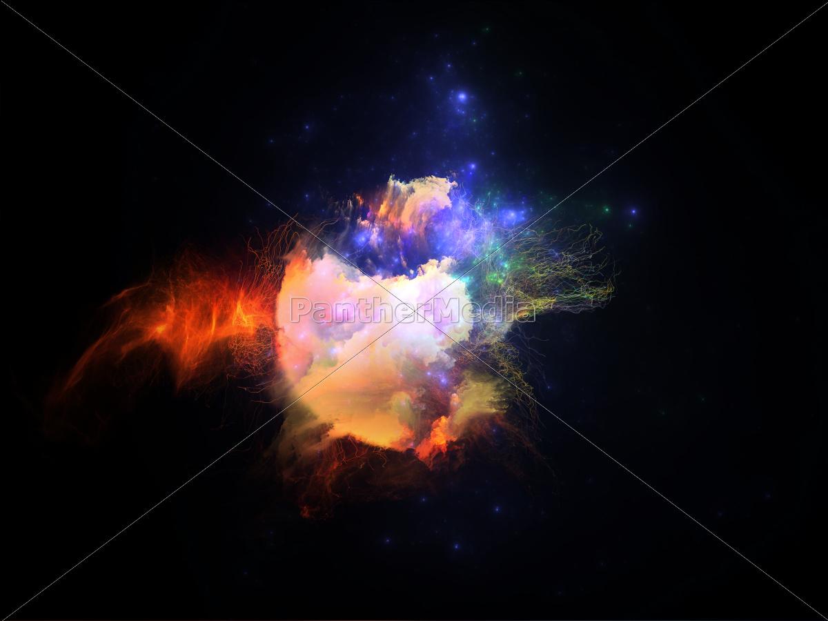 nebulosa, virtual, do, fractal - 10331425
