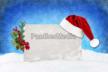 azul arvore de natal neve pano