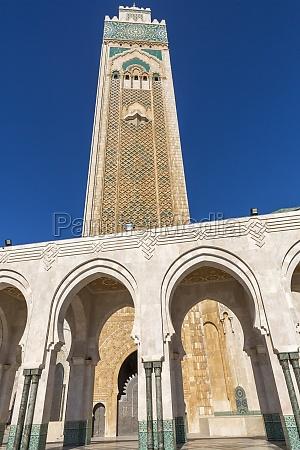 africa grande marrocos mesquita tamanho