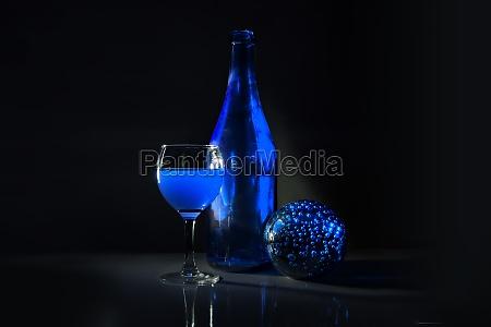 hora, azul - 11051335