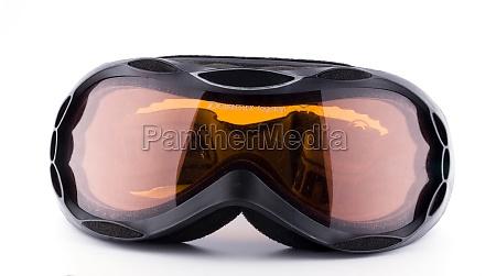 Oculos de protecao do esqui