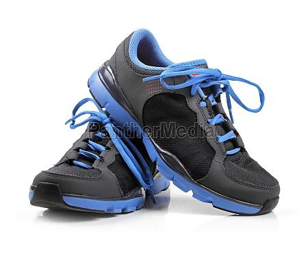 mulher bota azul homens homem esporte