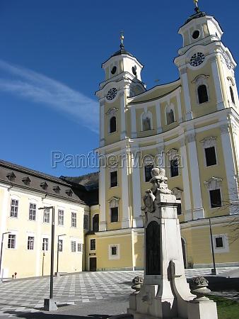 historico monumento religiao igreja turismo austria
