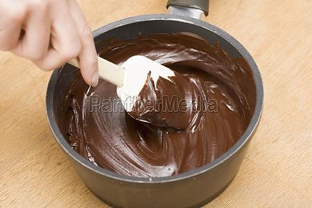 make hand hands single liquid steps